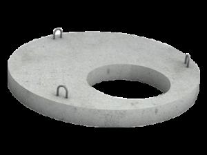 Плита перекрытия колец